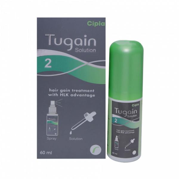 Tugain 2 Solution, 60ml