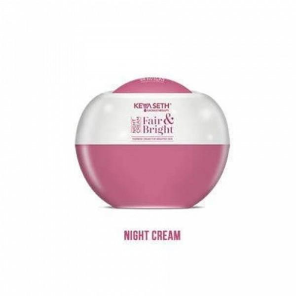 Keya Seth Aromatherapy Fair & Bright-Day & Night Cream Combo, 100gm