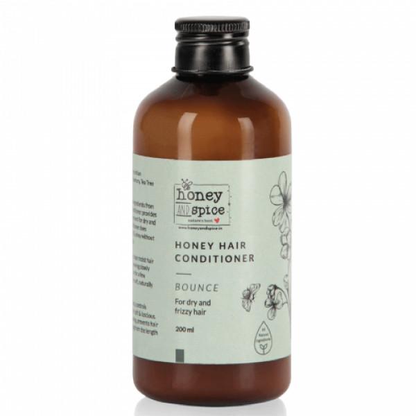 Honey and Spice Honey Hair Conditioner, 200ml