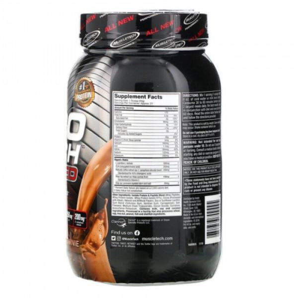 Muscletech Nitro Tech Ripped Whey Protein Powder Chocolate, 907gm