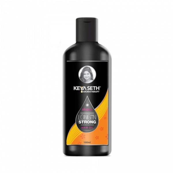 Keya Seth Aromatherapy Alopex Long N Strong Hair Oil, 100ml