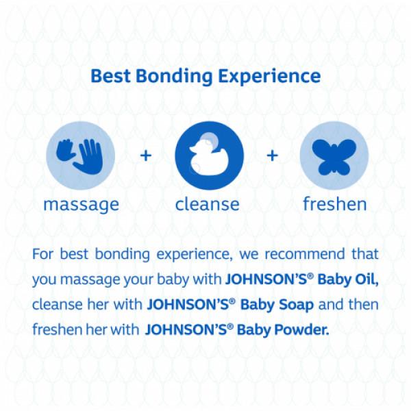 Johnson's Baby Soap, 100gm