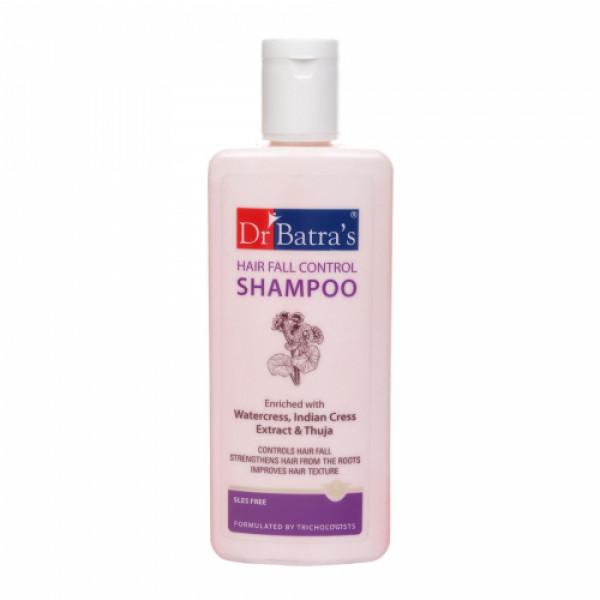 Dr Batra's Hair Vitalizing Serum, 125ml & Hairfall Control Shampoo, 200ml with Hair Oil, 200ml Combo Pack
