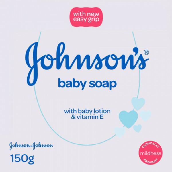 Johnson's Baby Soap, 150gm