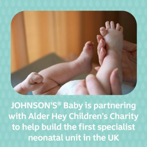 Johnson's Baby Oil, 500ml