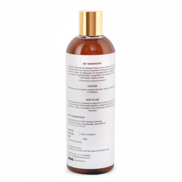 Seer Secrets Onion Hair Oil, 200ml