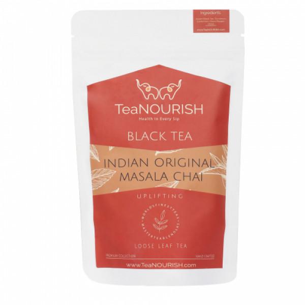TeaNOURISH Indian Original Masala Chai Tea, 50gm