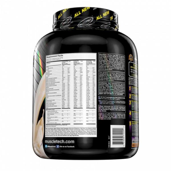 Muscletech Mass Tech Extreme 2000 Protein Powder Vanilla, 3.18kg