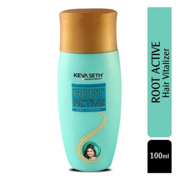 Keya Seth Aromatherapy Hair Care Combo, 420ml (Penta Active10 + Oil Balance Shampoo + Hair Vitalizer)