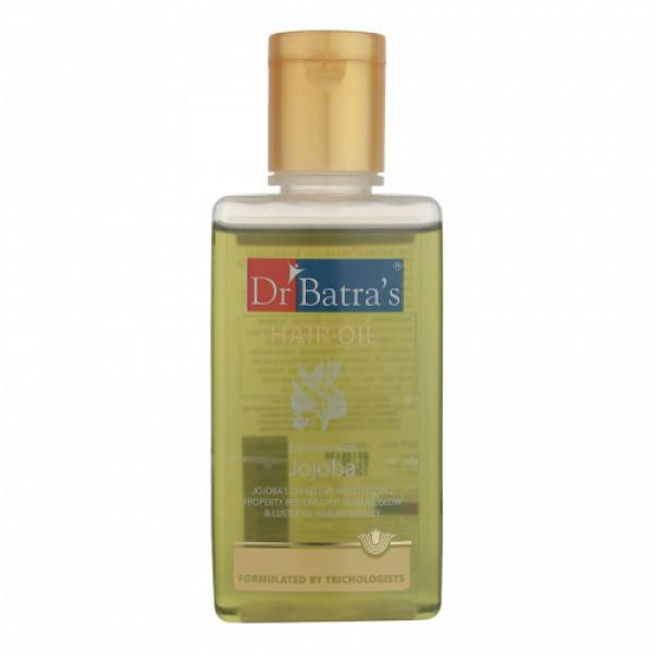 Dr Batra's Hair Vitalizing Serum, 125ml & Hair Fall Control Shampoo, 500ml with Hair Oil, 100ml Combo Pack