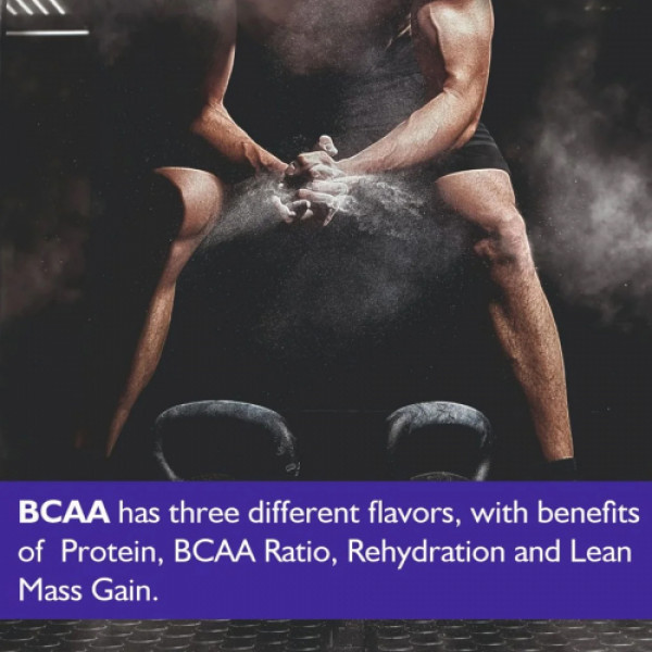 Onelife BCAA Blueberry, 250gm