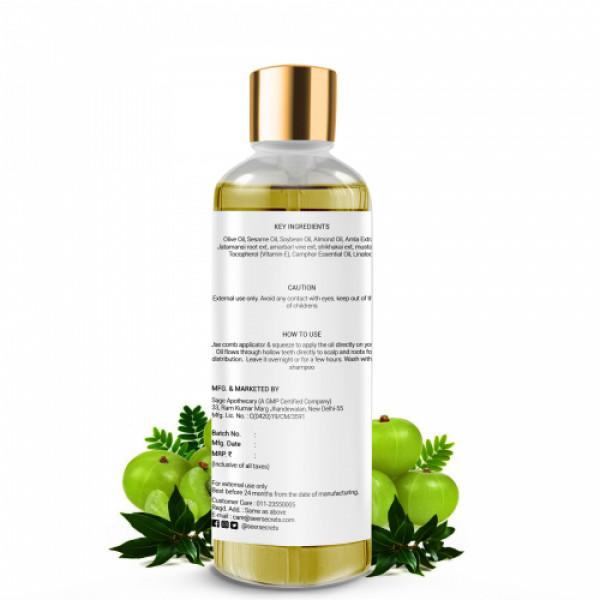 Seer Secrets Scalp & Roots Hair Oil, 200ml