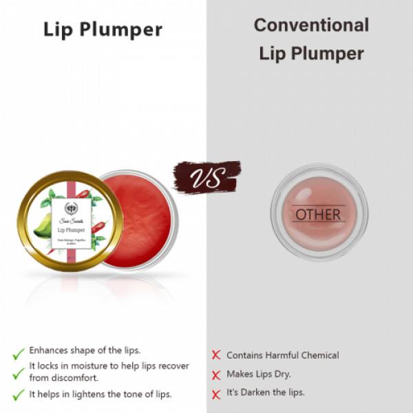 Seer Secrets Raw Mango, Paprika & Mint Lip Plumper, 8gm