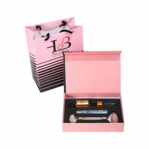 House of Beauty Quartz Facial Roller Massager