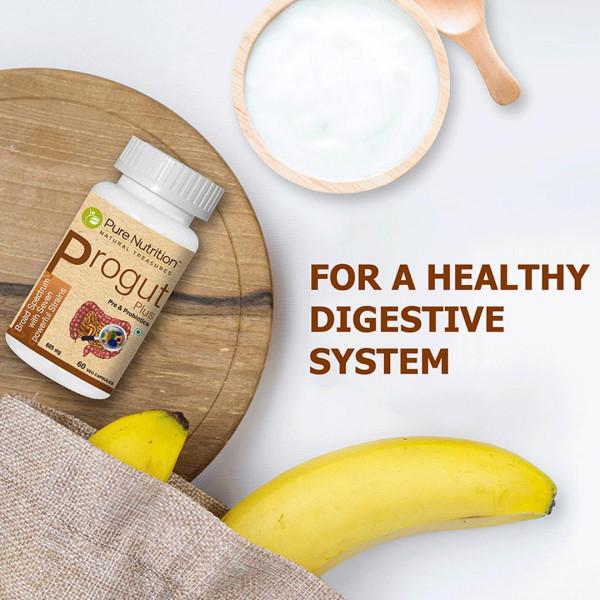 Pure Nutrition Progut Plus, 60 Capsules