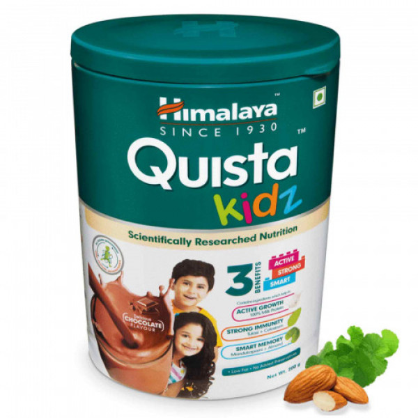 Himalaya Quista Kidz Chocolate Flavour, 200gm