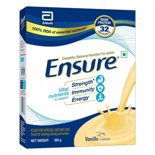 Ensure Vanilla, 200gm (Refill)