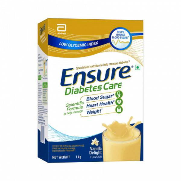 Ensure Diabetes Care Vanilla Delight, 1kg (Refill)
