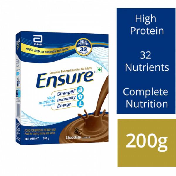Ensure Chocolate, 200gm (Refill)