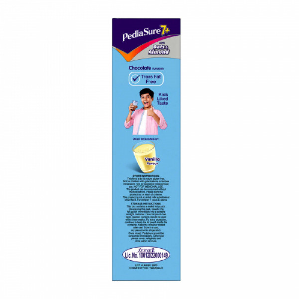 Pediasure 7 Plus Chocolate, 400gm (Refill)