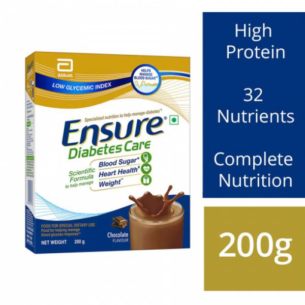 Ensure Diabetic Chocolate, 200gm