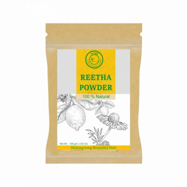 Avnii Organics Natural Reetha Powder, 100gm
