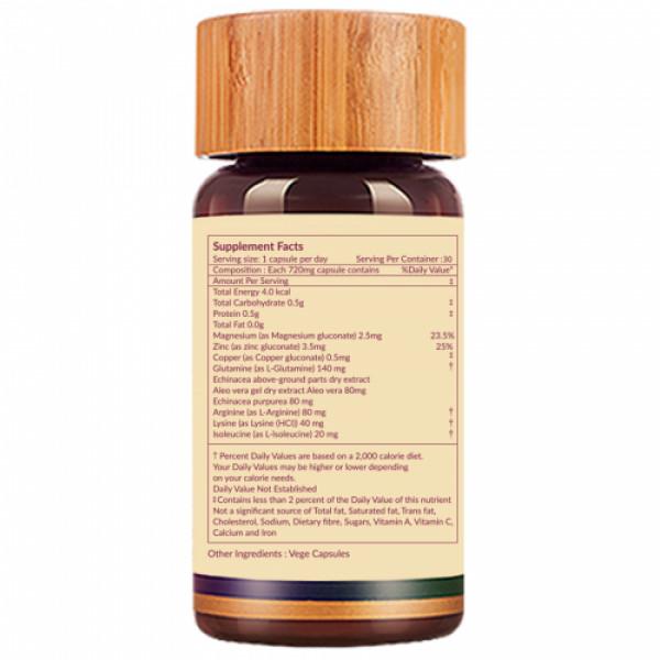 Biogetica Reginmune - Immune Support, 30 Capsules