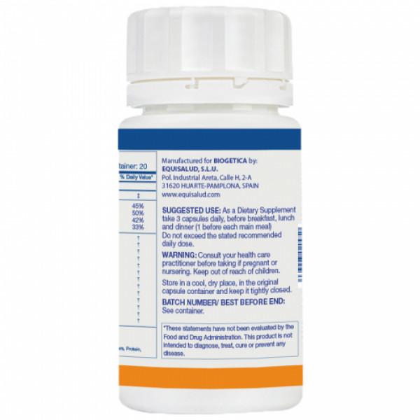 Biogetica Holoram Reguline-M, 60 Capsules