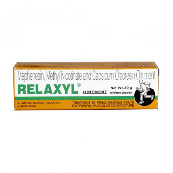 Relaxyl Ointment, 30gm