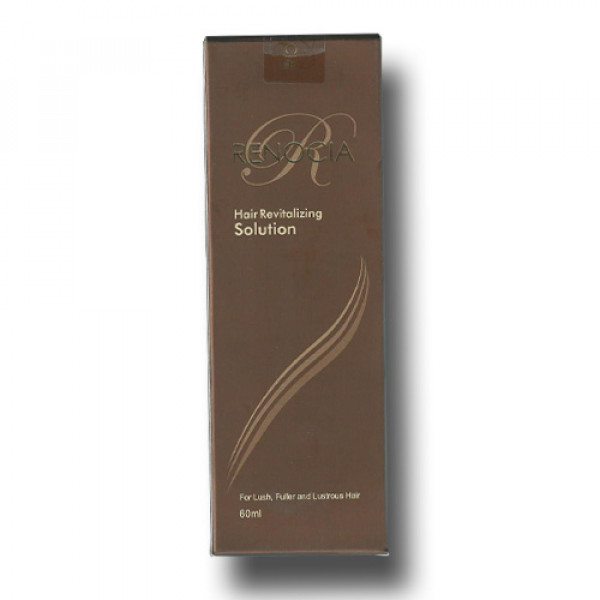 Renocia Hair Revitalizing Hair Loss Solution, 60ml