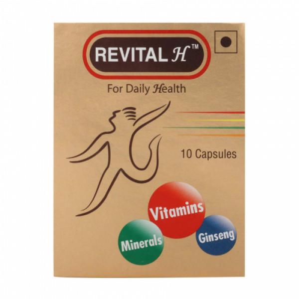 Revital H, 10 Capsules