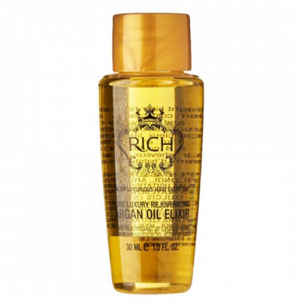 Rich Pure Luxury Rejuvenating Argan Oil Elixir, 30ml