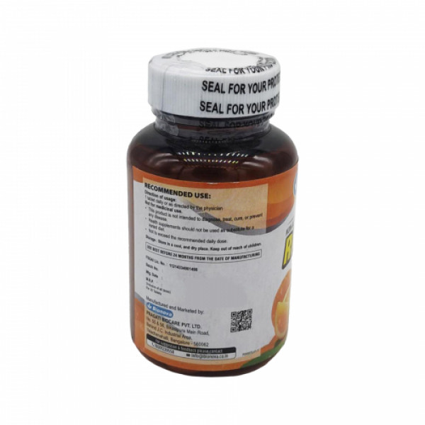 Bionova Richcee 500mg Vitamin C, 30 Tablets