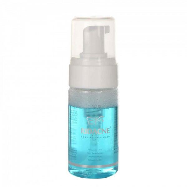 Ridacne Foaming Face Wash, 100ml
