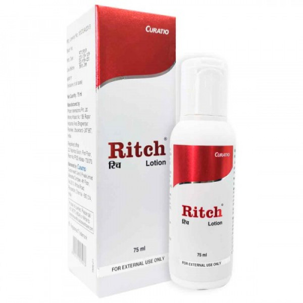 Ritch Lotion, 75ml