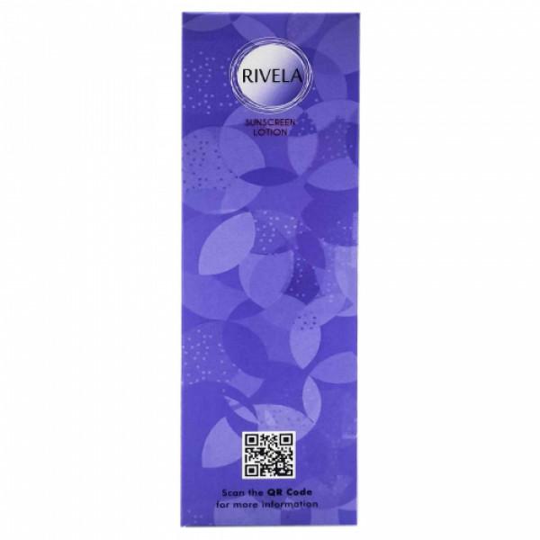 Rivela Sunscreen Lotion SPF 50, 50ml