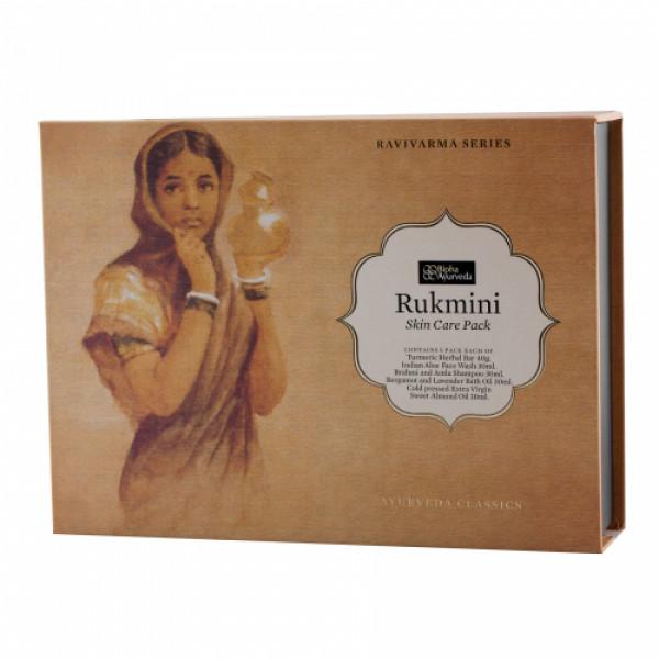Bipha Ayurveda Rukmini Skin Care Pack