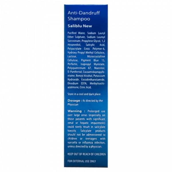 Saliblu Anti-dandruff Shampoo, 90ml