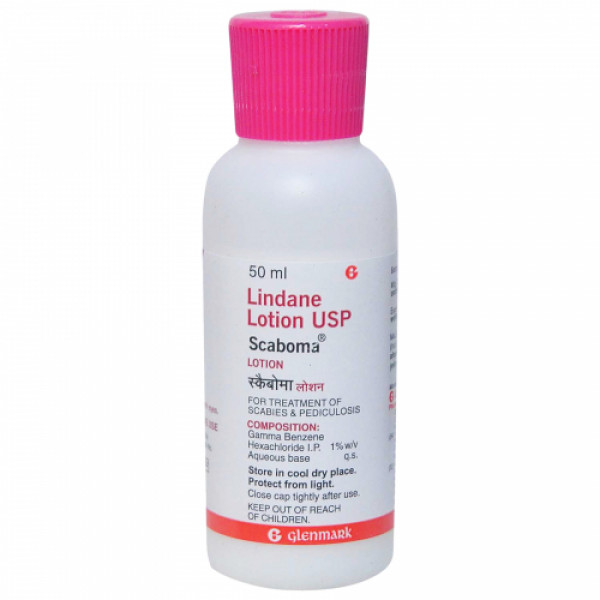 Scaboma Lotion, 50ml