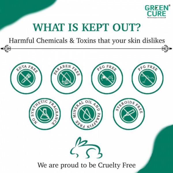 Green Cure Scaroff Herbal Scar Removal Cream, 15gm