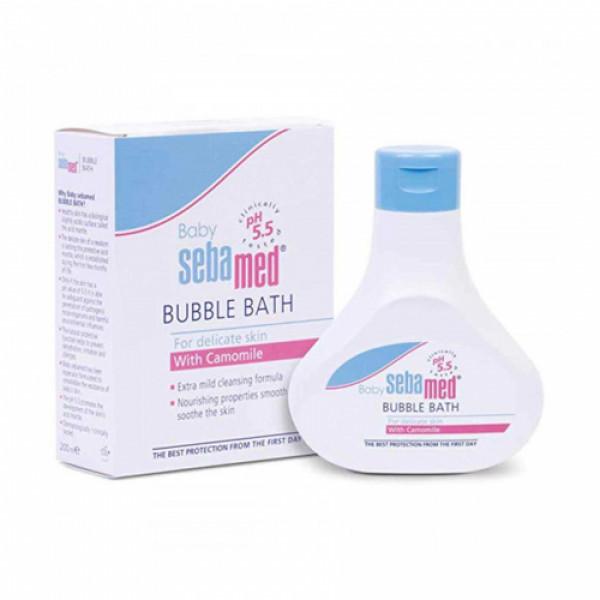 Sebamed Baby Bubble Bath, 200ml