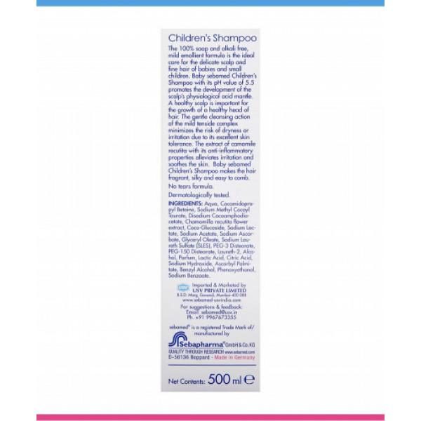 Sebamed Children's Shampoo, 150gm