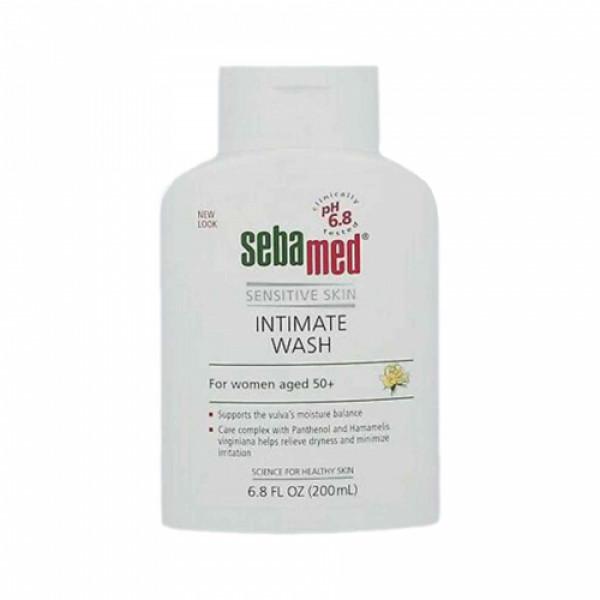 Sebamed Feminine Intimate Wash - pH 6.08, 200ml