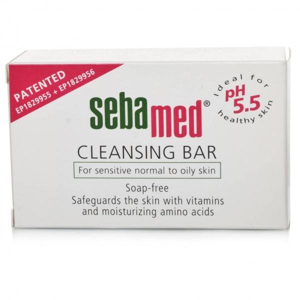 Sebamed Cleansing Bar, 100gm