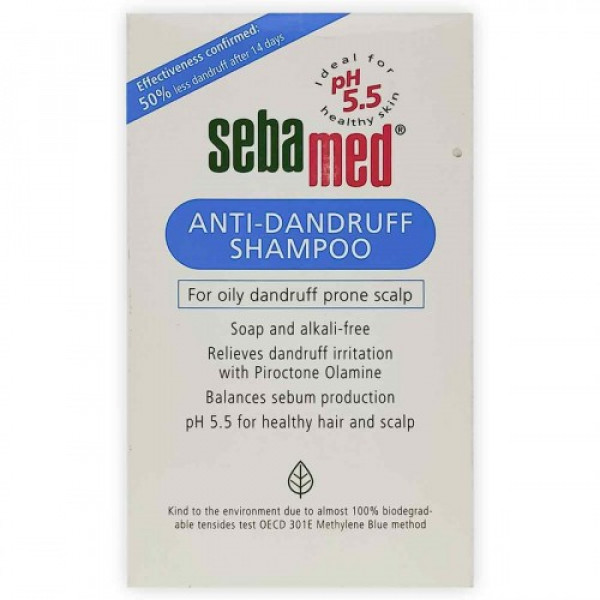 Sebamed Anti-Dandruff Shampoo, 200ml