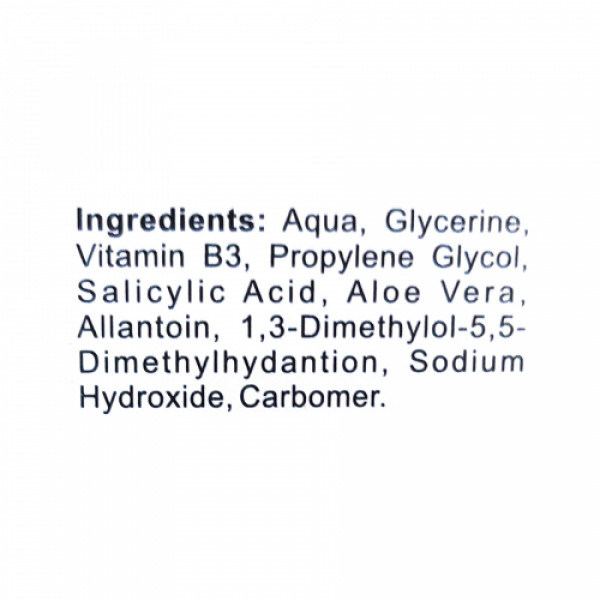 Sebogel Salicylic Acid & Nicotinamide Gel, 30gm