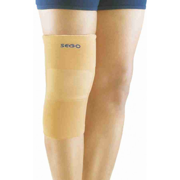 Sego Knee Support Plain - Twin Pack 34-37 Cms (Medium)