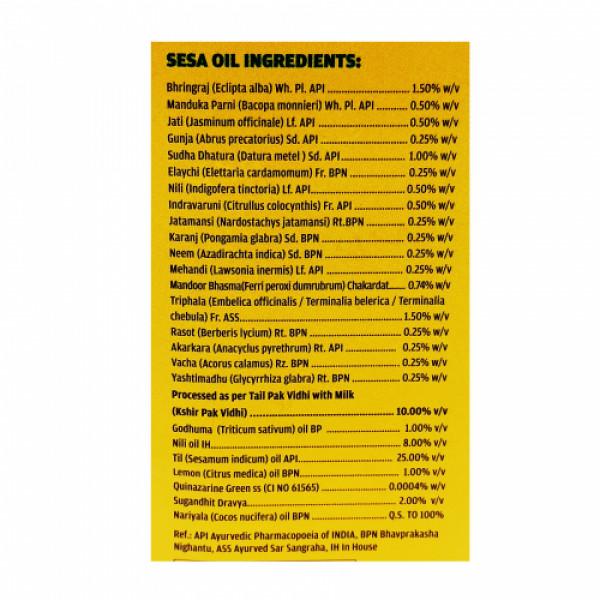Sesa Hair Oil, 200ml