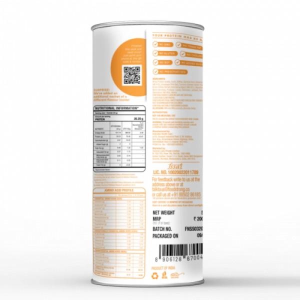 Foodstrong Shape Shake Kesar Badam Lite, 528gm