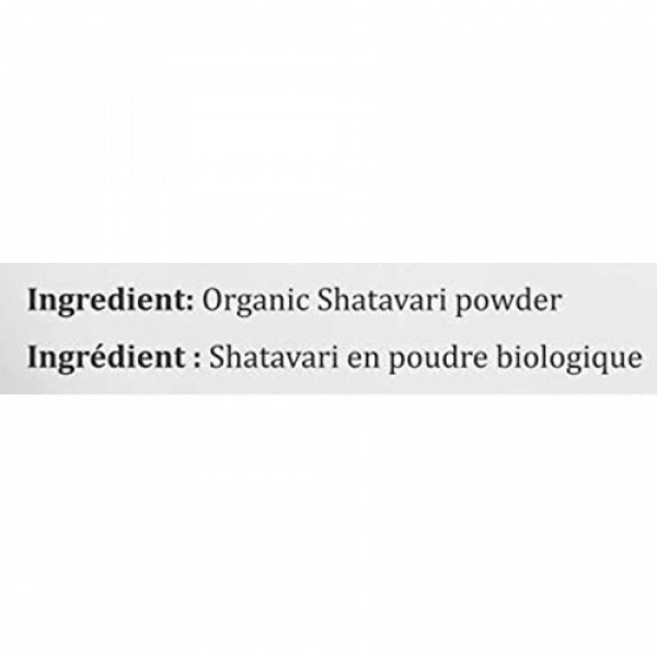 Aarshaveda Organic Shatavari Powder, 200gm